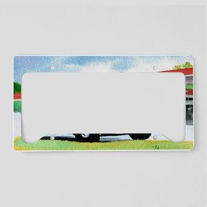 trucksticker License Plate Holder