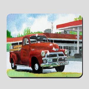 trucksquare2 Mousepad