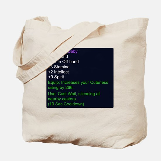 Cute Little Baby Epic Item Tote Bag