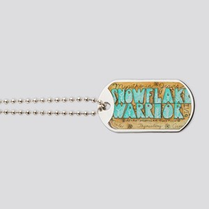 SnowflakeWarrior Dog Tags