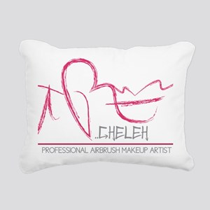 AR Logo Lg Rectangular Canvas Pillow