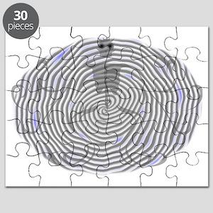 Ghost Pinwheel Puzzle