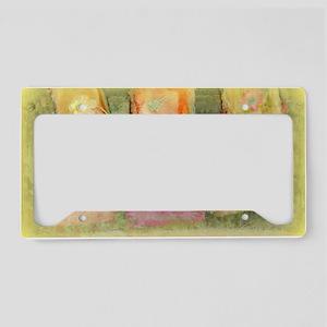 banner 3 License Plate Holder