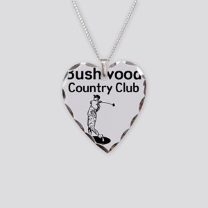Bushwood1 Necklace Heart Charm