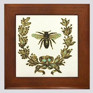 vint-bee Framed Tile