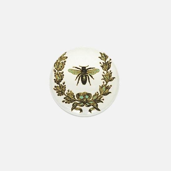 vint-bee Mini Button