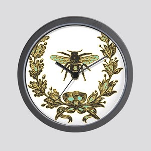 vint-bee Wall Clock