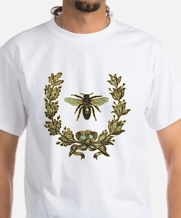 vint-bee White T-Shirt