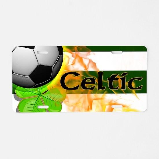 celtic-fb-toiletry-bag Aluminum License Plate