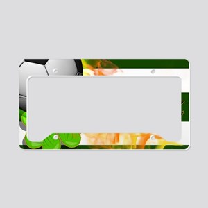 celtic-fb-toiletry-bag License Plate Holder