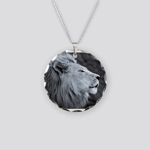 Lincoln-Park-Chicago Necklace Circle Charm