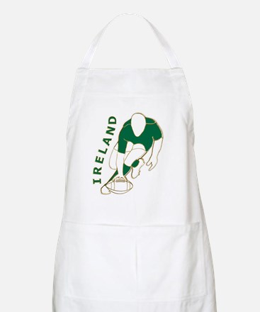 Ireland Great Britain Rugby Apron