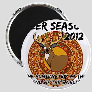 deer apocalypse Magnet
