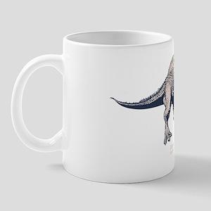 spinosaur2-DKT Mug