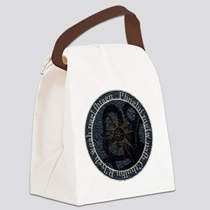 lovecraftseal Canvas Lunch Bag