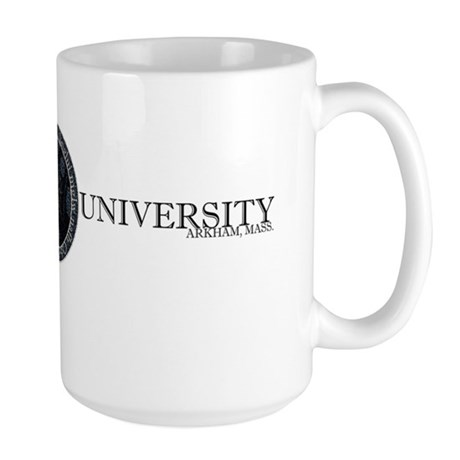 MISKATONIC U Large Mug