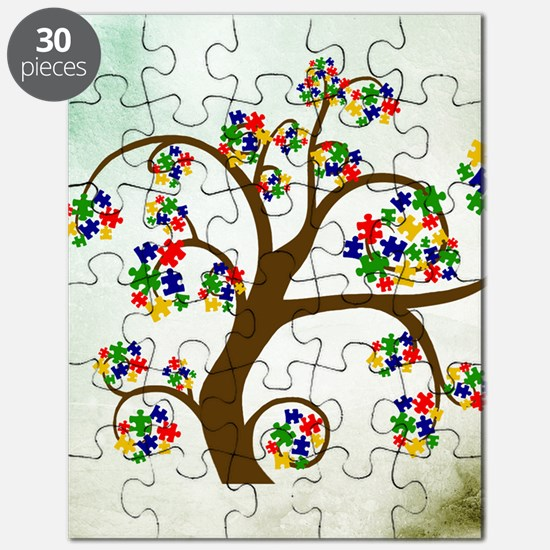 Autism Tree of Life Puzzle