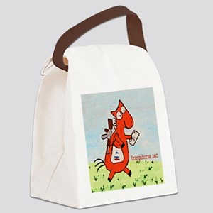 postal!2- Canvas Lunch Bag