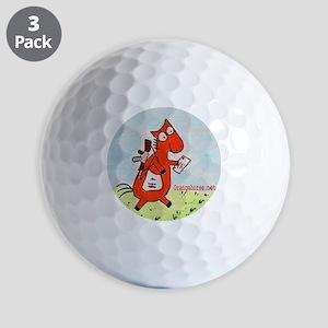 postal!2- Golf Balls