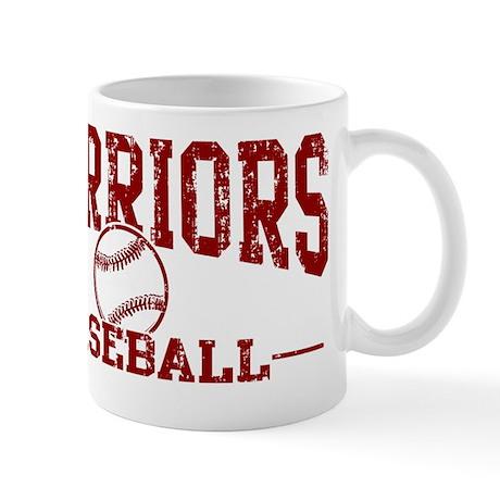 Warriors-Baseball Mug