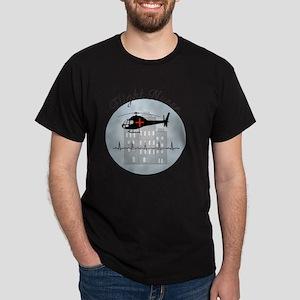 Flight Nurse Dark T-Shirt