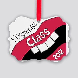 Hygienist BIG LIPS Picture Ornament
