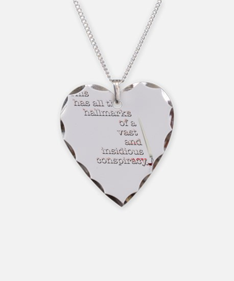 this-1 Necklace Heart Charm