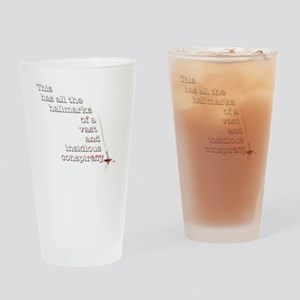 this-1 Drinking Glass