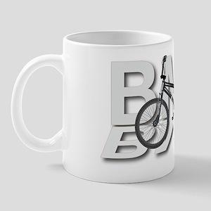 BMX BIKES SHEER DESIGN Mug