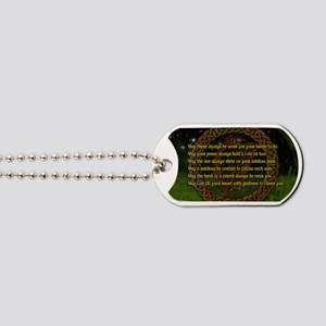 IRISH-BLESSING-14x10_LARGE-FRAMED-print Dog Tags