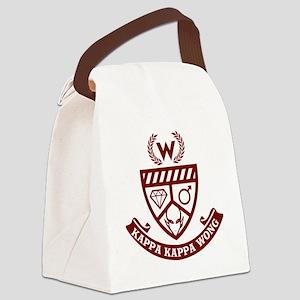 futKKW1 Canvas Lunch Bag
