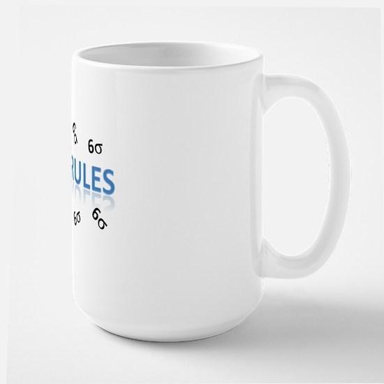dmaicrules Large Mug
