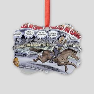 ron_paul_revere_cartoon Picture Ornament