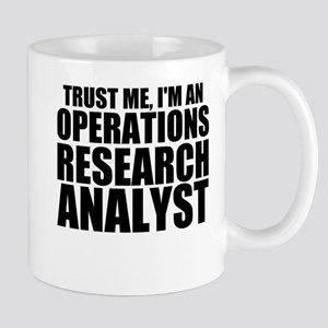 Trust Me, I'm An Operations Research Analyst M
