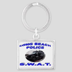 longbeachswat Landscape Keychain