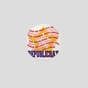 REPUBLICRAT Mini Button