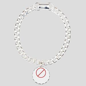 drinkDerive1B Charm Bracelet, One Charm