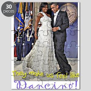 Dancing Obamas Puzzle