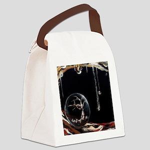 kindle4 Canvas Lunch Bag