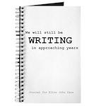 """""""Writing"""" Elton John Fan Journal"""