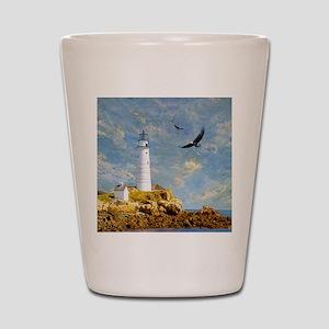 Lighthouse7100 Shot Glass
