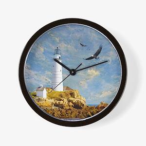 Lighthouse7100 Wall Clock