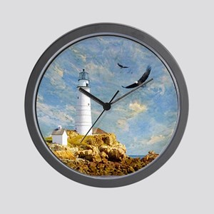 Lighthouse7100 Wall Clock