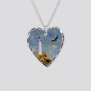 Lighthouse7100 Necklace Heart Charm