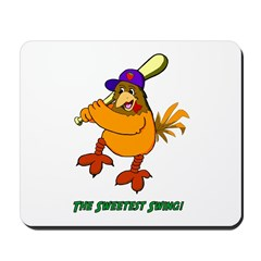 Happy Chicken Mousepad
