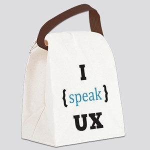 LogoUXS_Large Canvas Lunch Bag
