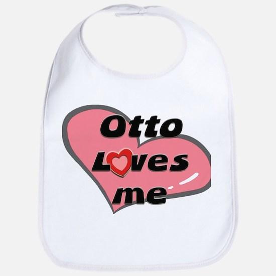 otto loves me  Bib