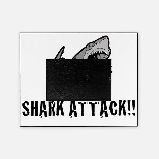 sharkattack Picture Frame