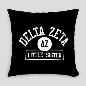Delta Zeta Little Sister Everyday Pillow
