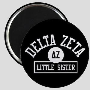 Delta Zeta Little Sister Magnet